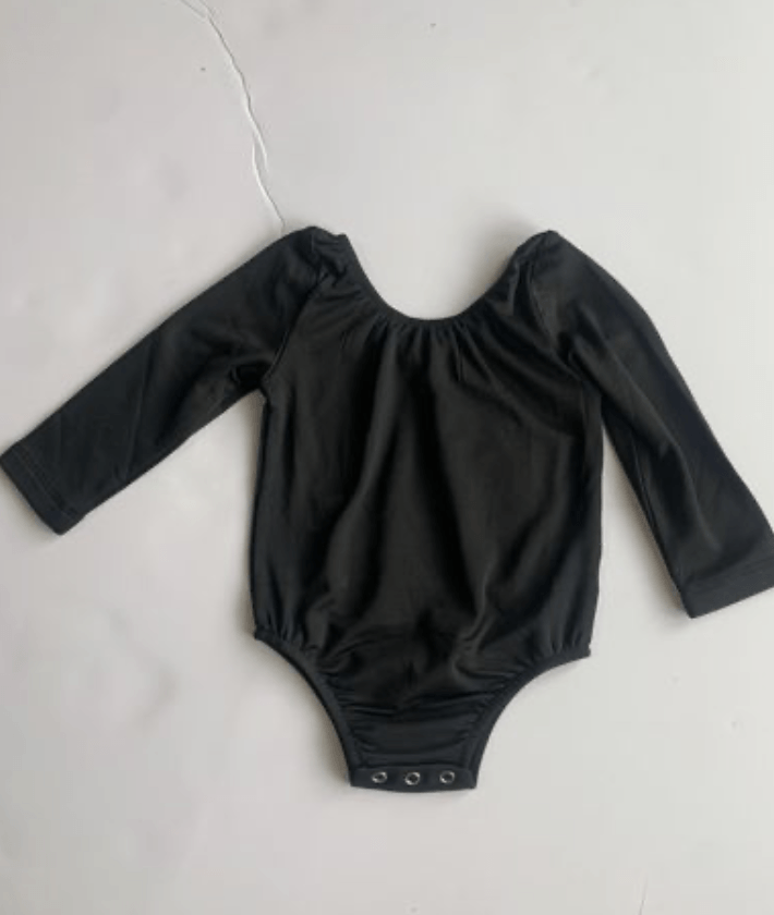 Leotard - Black