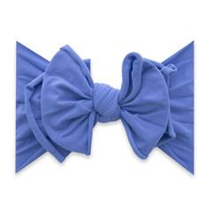 Baby Bling Fab-Bow-Lous Headband Bow - Blueberry