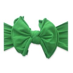 Baby Bling Fab-Bow-Lous Headband Bow - Kelly Green