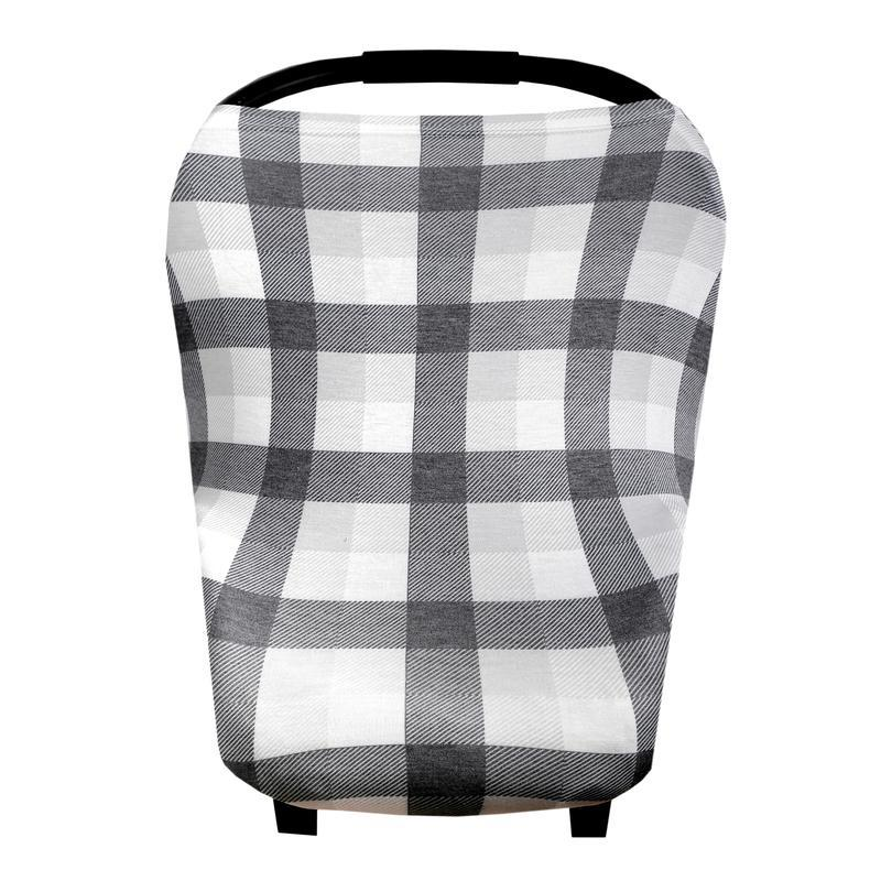 Car Seat Multi Use Cover - Hudson