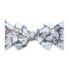Baby Bling Printed Bow Knot - Kitty Club