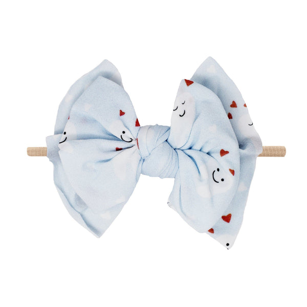 Baby Bling Fab-Bow-Lous Skinny Headband - Toothy