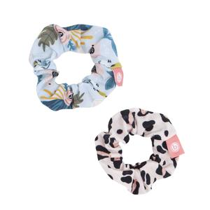Scrunchie Set 2PK - Wildcat