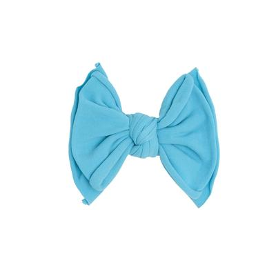 Baby Bling Classic Clip - Neon Blue