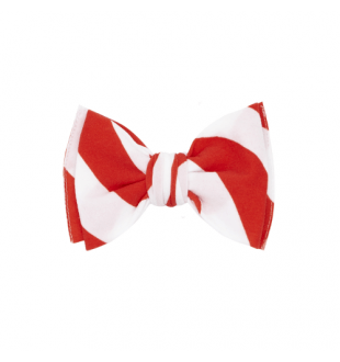 Baby Bling Classic Clip - Red/White