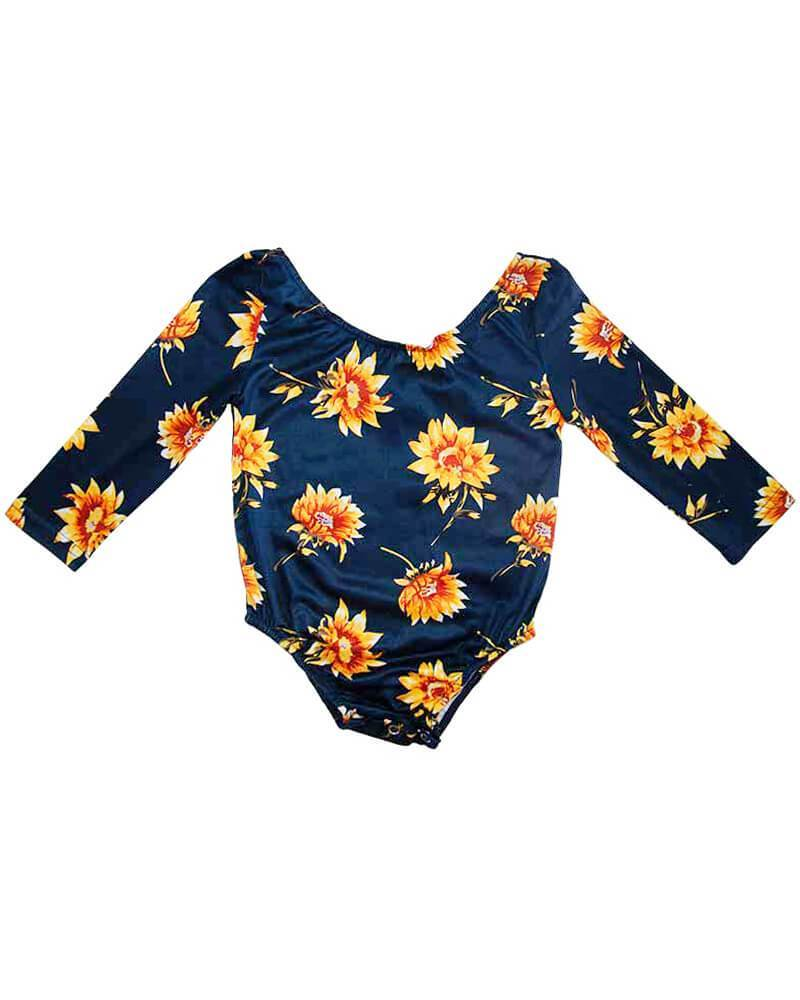 Leotard - Sunflower