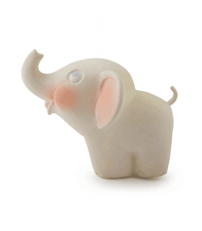 Organic Teething Toy - Vintage Elephant