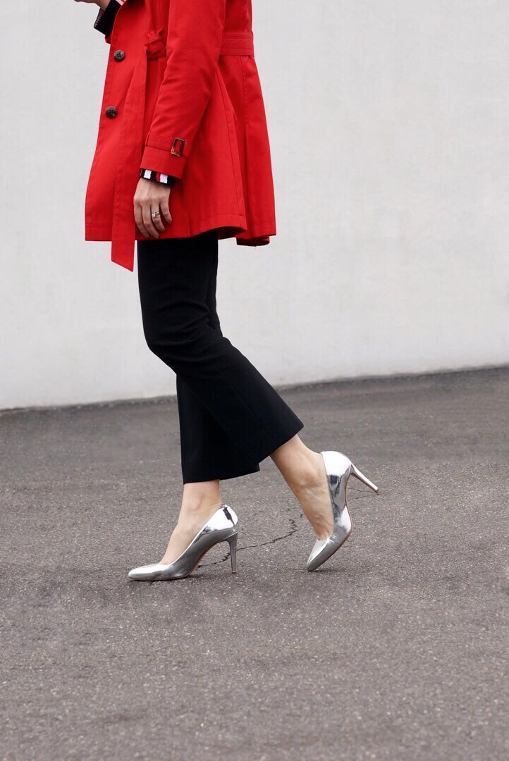 """When I first slipped them on, my initial thought was, """"ridiculously comfortable"""".  The heel seems to kind of envelop the back of your foot and the insole has support and cushion unlike anything I have tried!"""