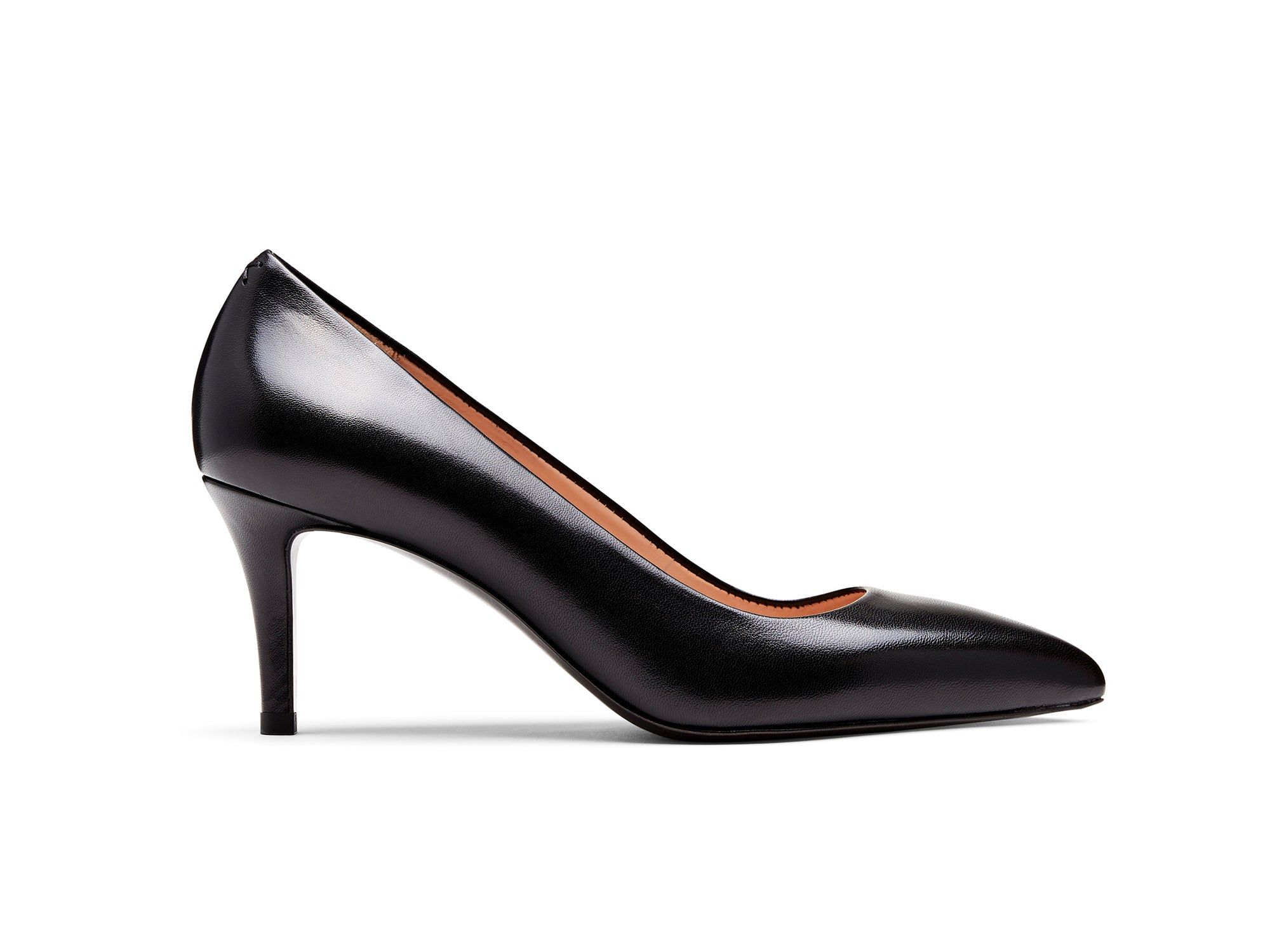 Lola Pumps Black Nappa