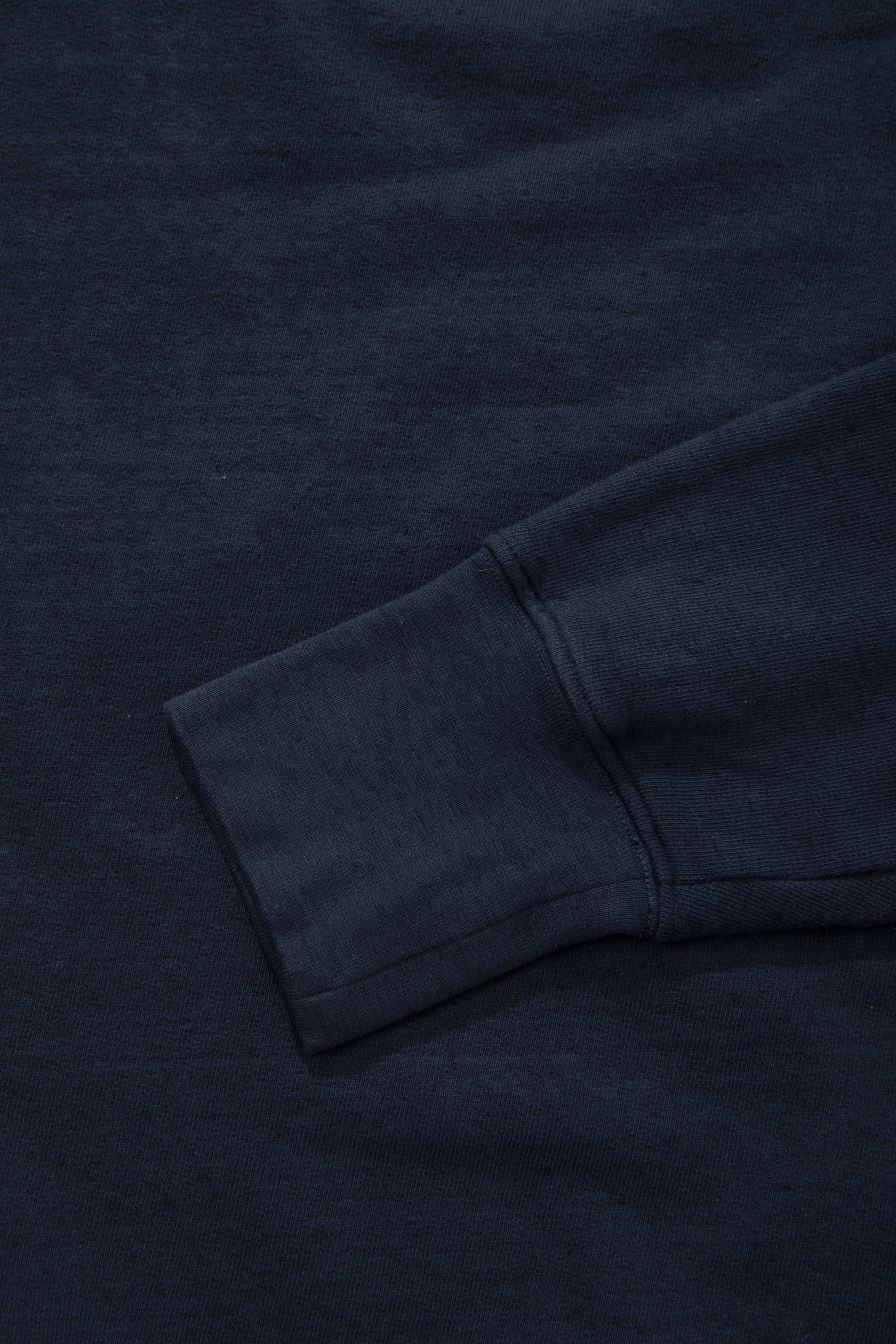 Men's French Terry Relaxed Sweatshirt Navy