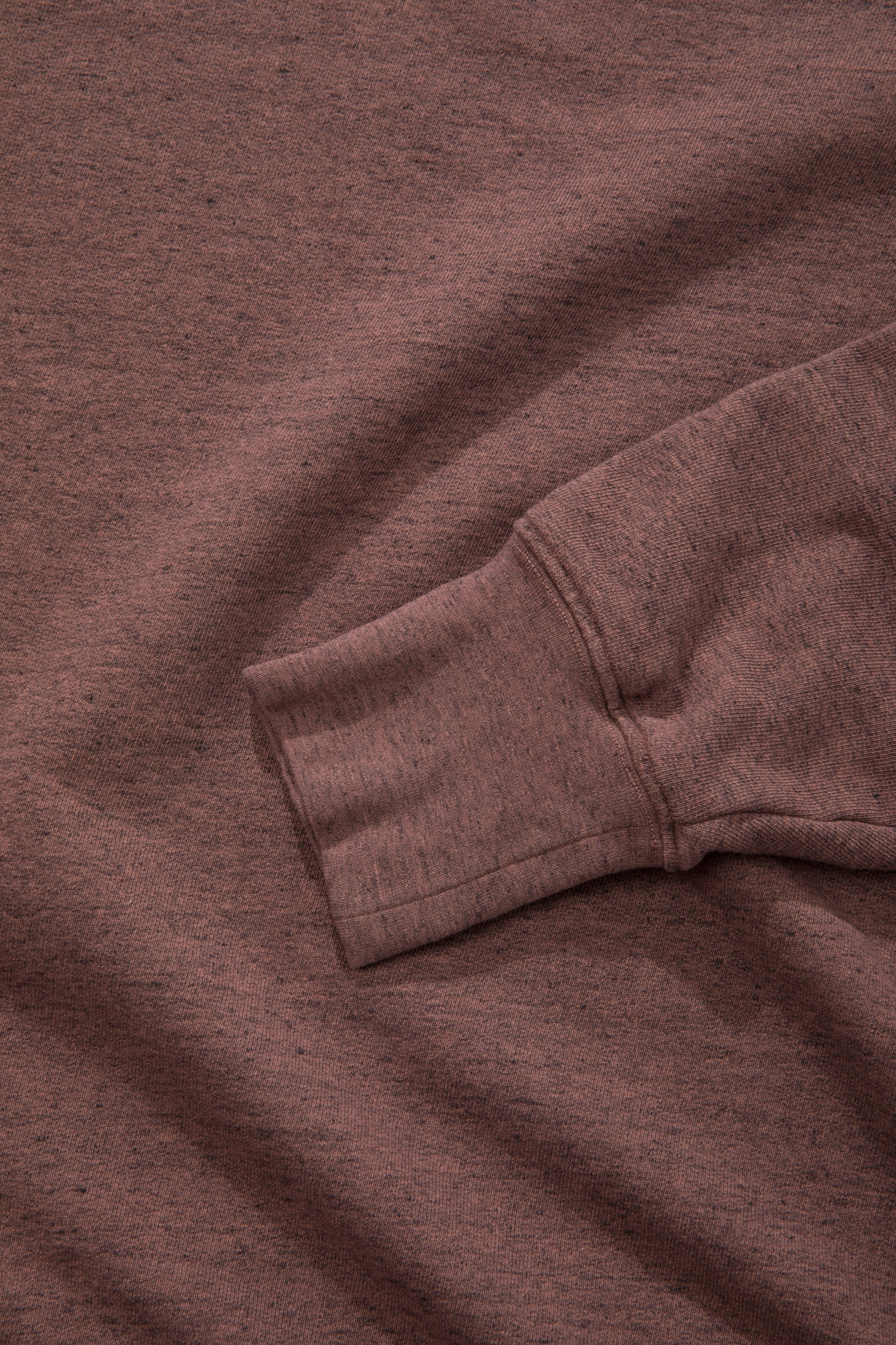 Men's French Terry Relaxed Sweatshirt Nutmeg