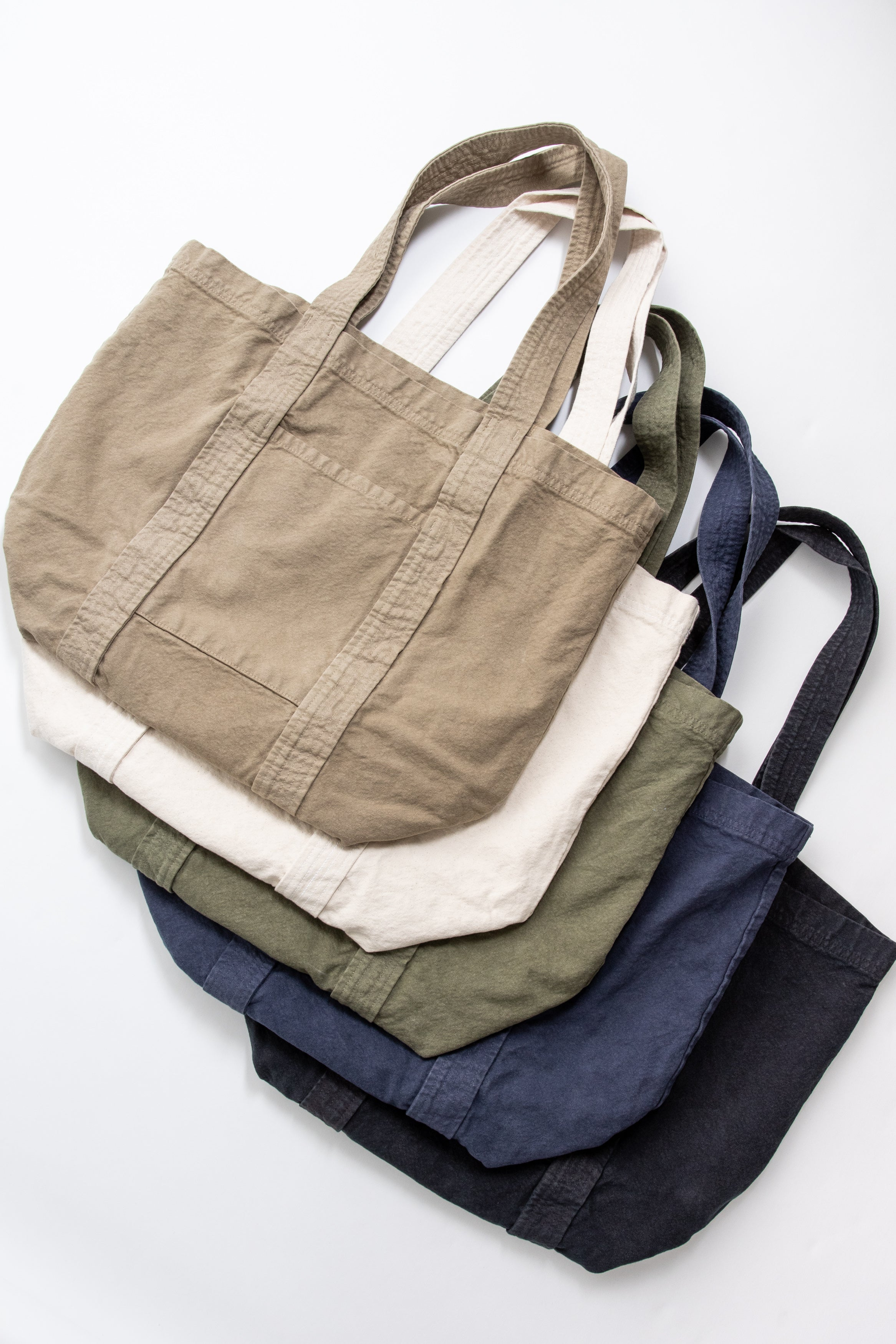Canvas Tote Bag Marine