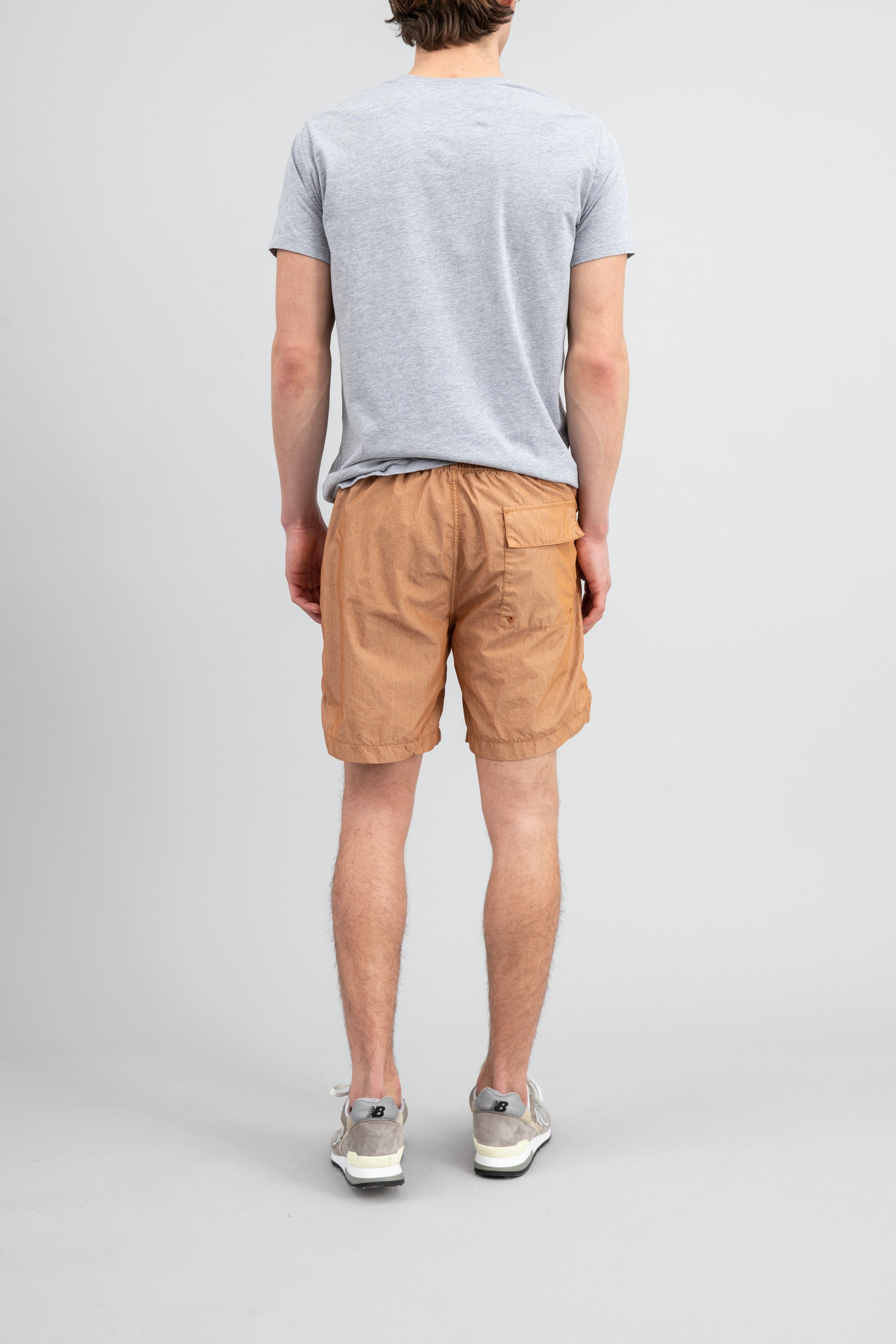 Men's Cotton Nylon Beach Short Squash
