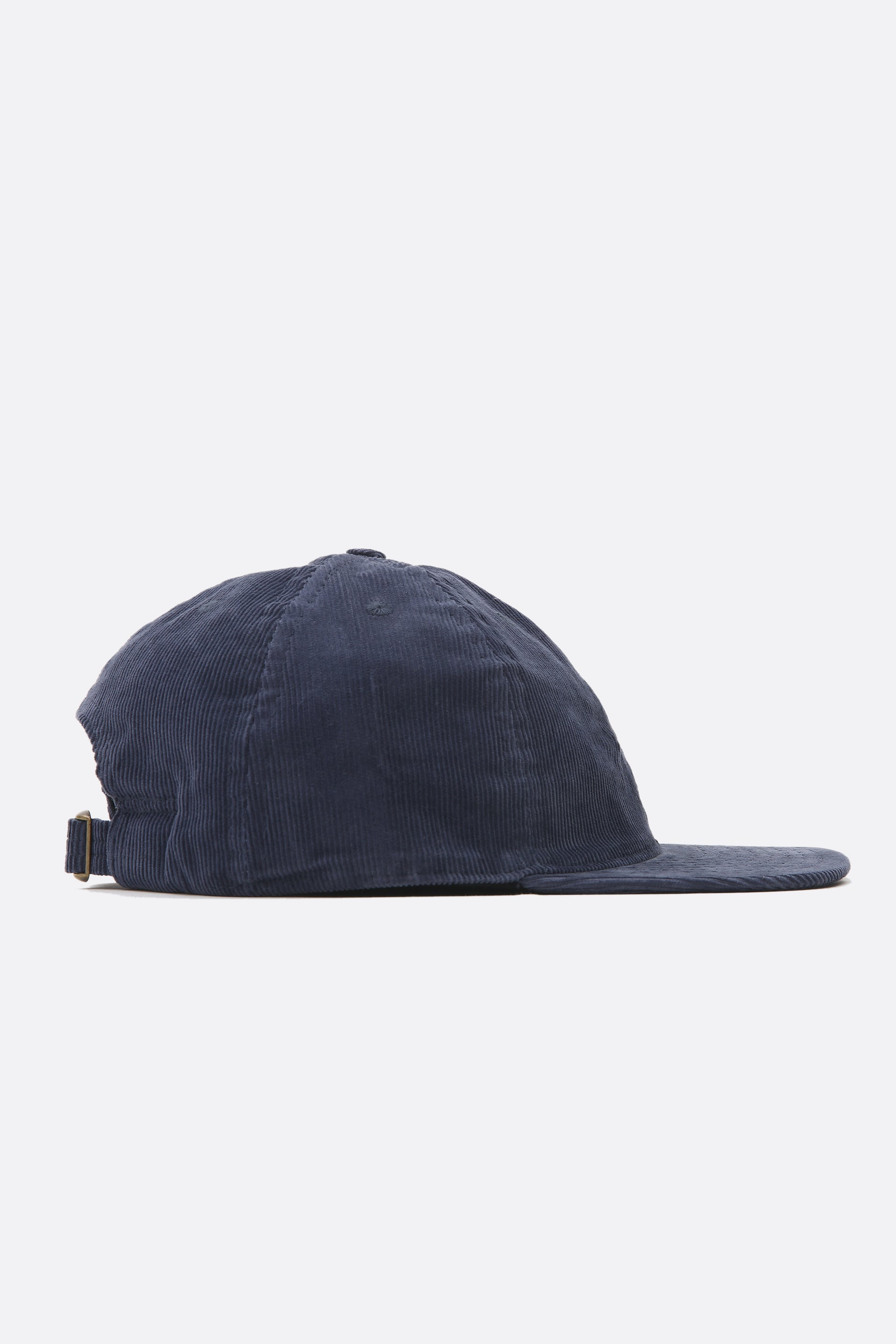 Unstructured Corduroy Cap Blue