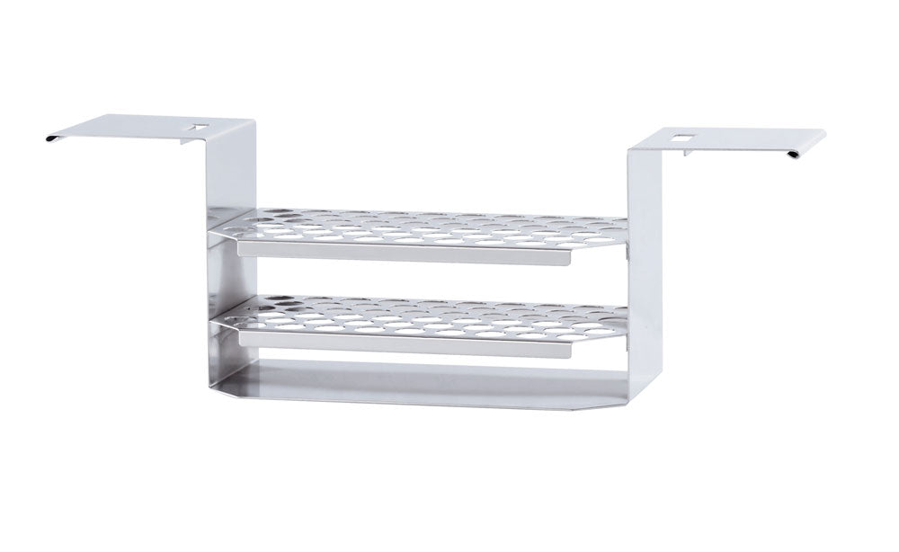 Tube rack, 13mm, S, stainless - Venta Lab