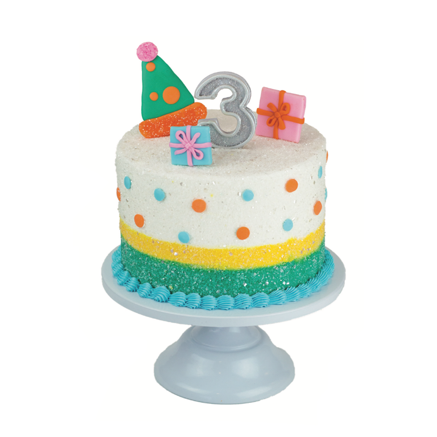 Birthday Hat Designer Cake Décor