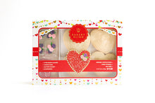 Heart Designer Cookie Kit