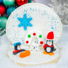 Winter Cookie Kit  and Decor Kit Bundle