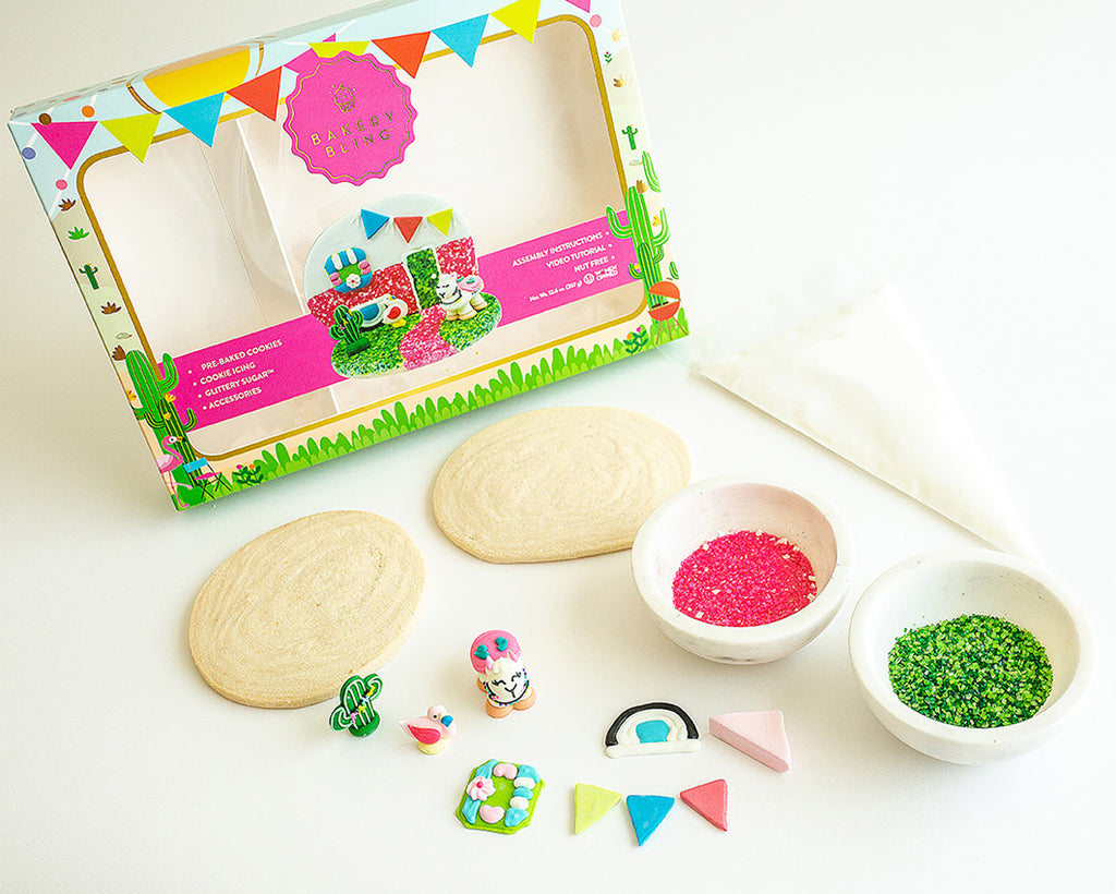RV Llama Designer Cookie Kit