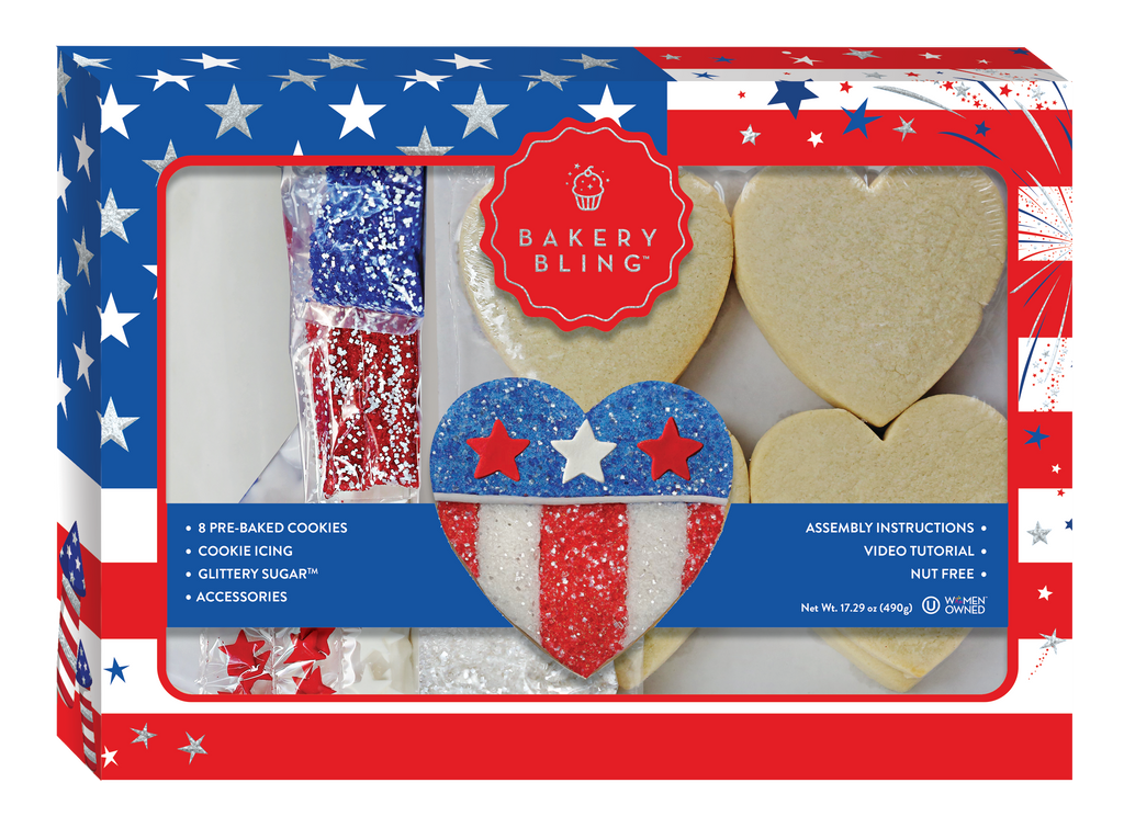 Bakery Bling Best Seller Designer Cookie Kits Bundle