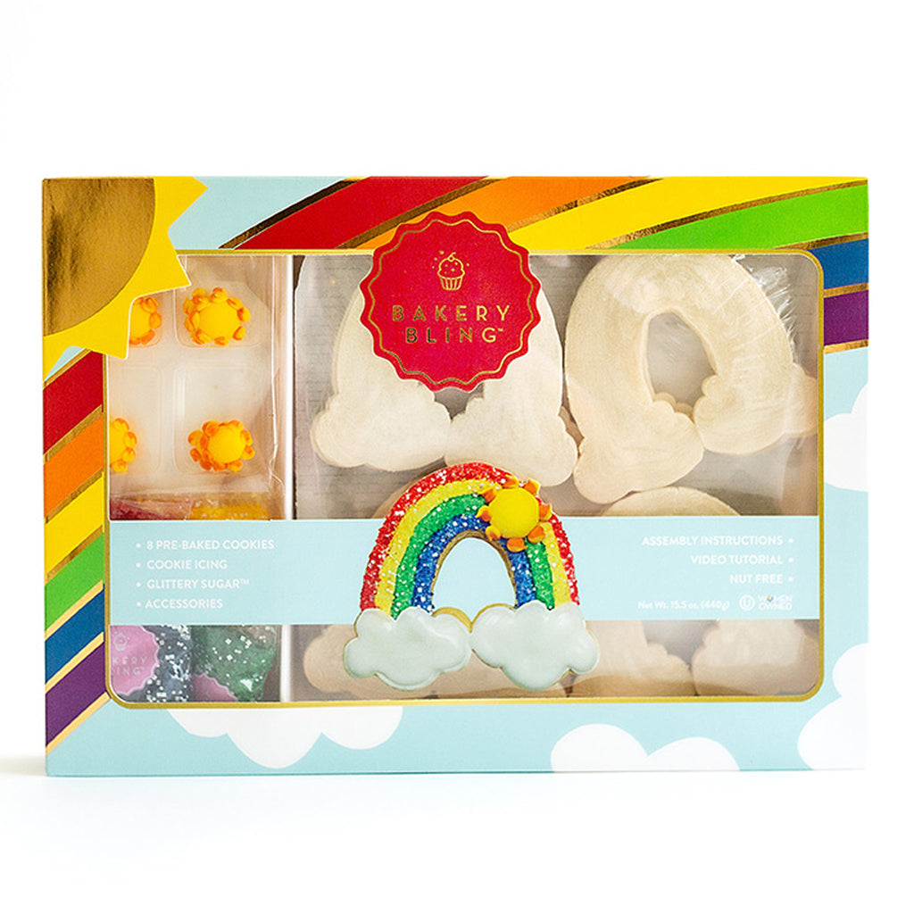 Rainbow Designer Cookie Kit