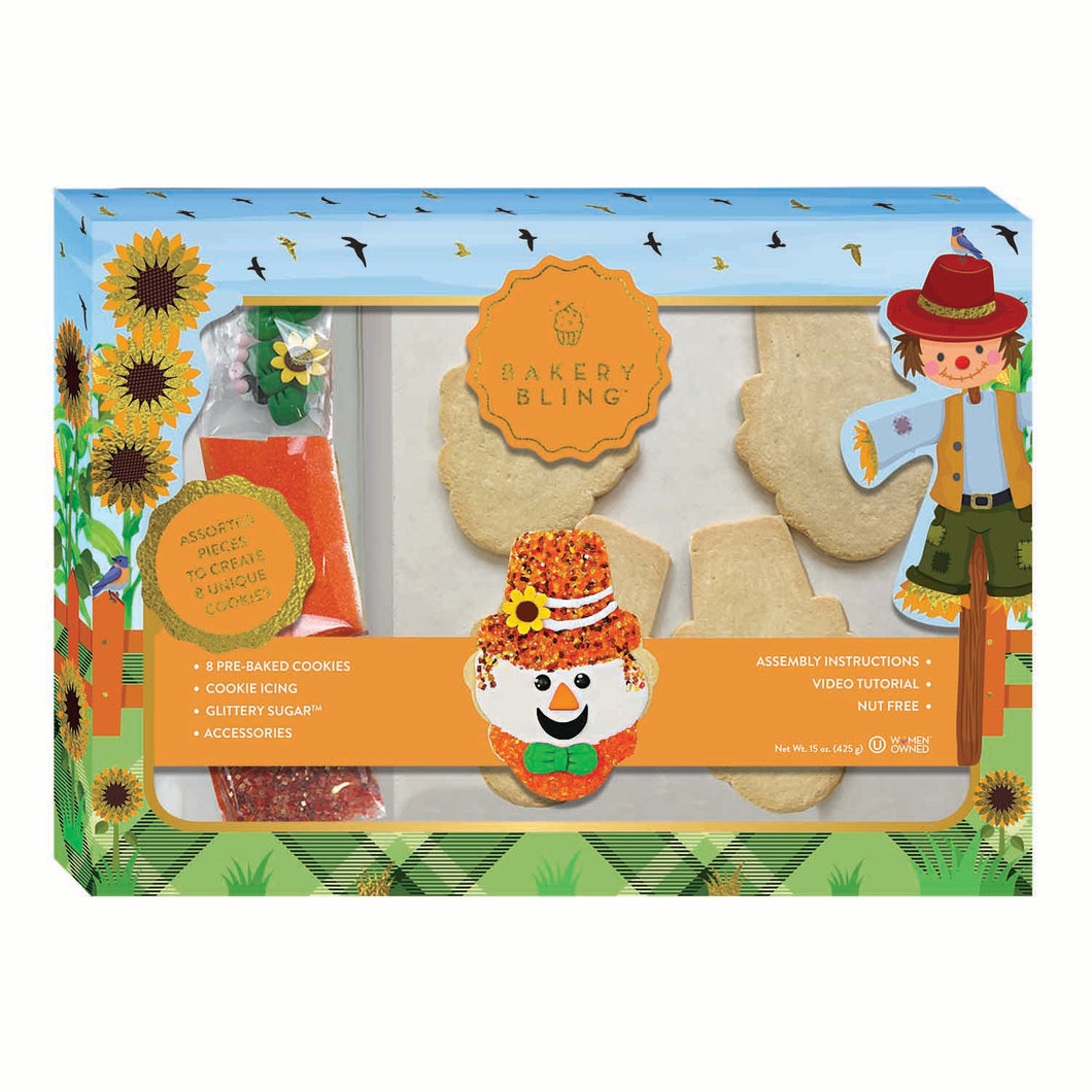 Scarecrow Designer Cookie Kit