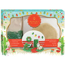 Bakery Bling Christmas RV Llama Cookie House