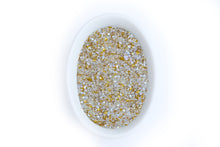 Bakery Bling White and Gold Glittery Sugar So Hollywood Edible Glitter Stars