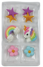 Unicorn Rainbow Designer Decorating Kit