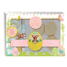 Easter Bunny Basket Cookie Decorating Kit Bakery Bling Designer Cookie Kit