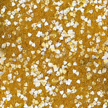 Bakery Bling Gold Edible Glitter Glittery Dust Heart of Gold