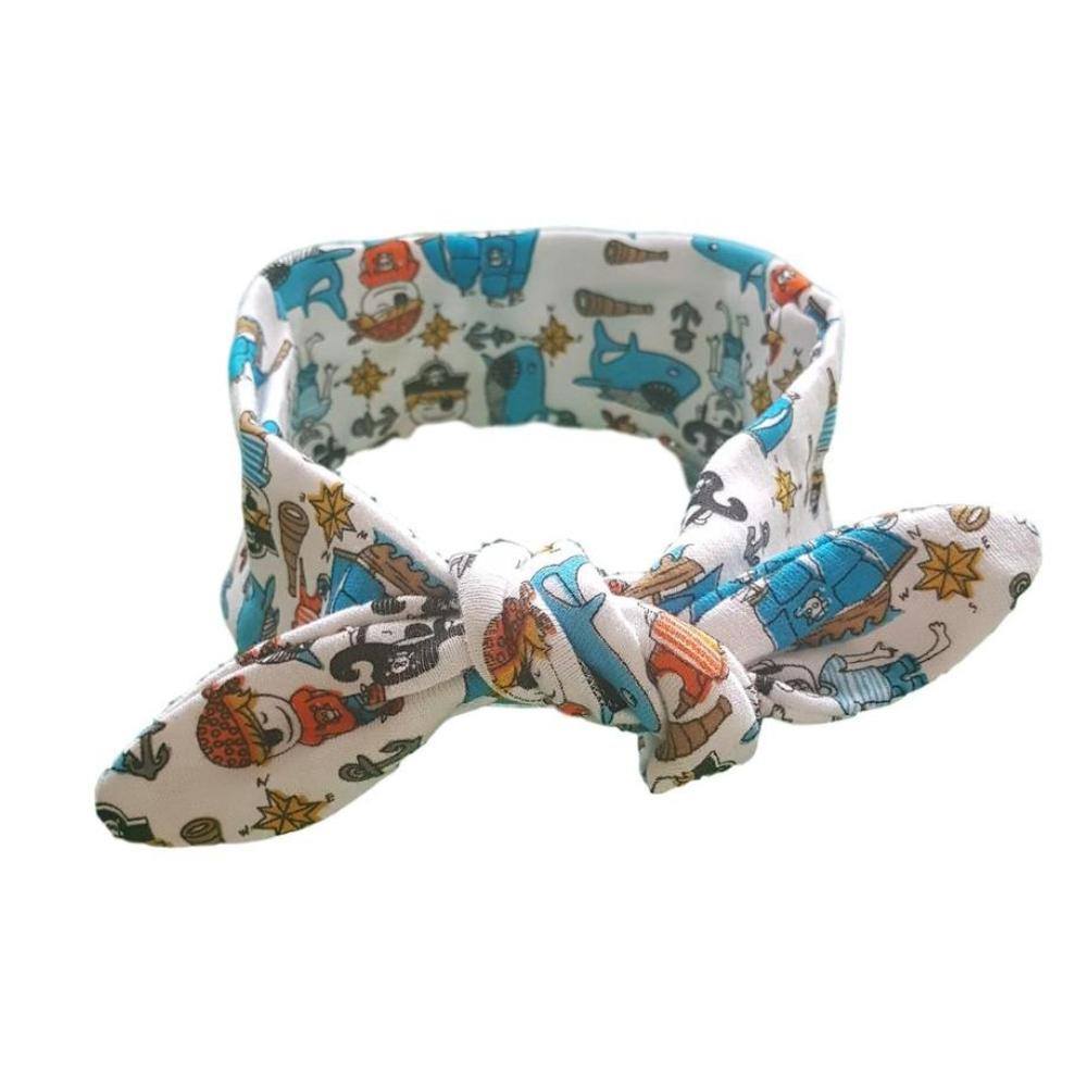 Aye Aye Captain Baby/Toddler Hair Wrap