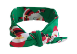 Santa Claus Is Coming To Town Baby/Toddler Hair Wrap
