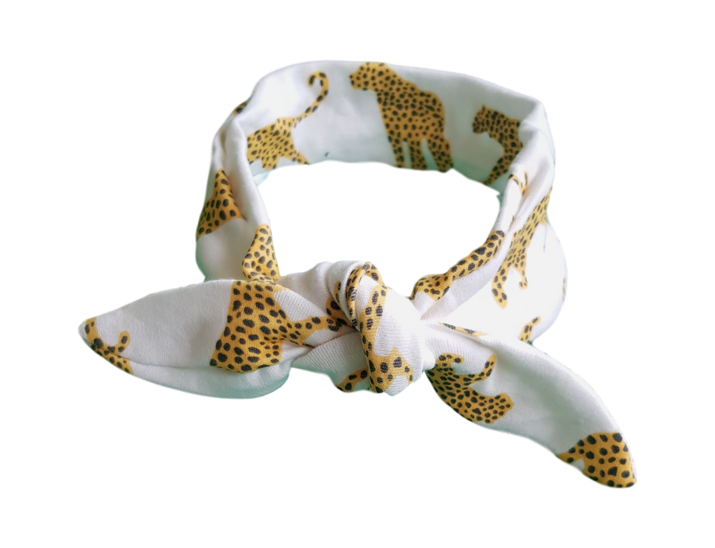 Jaguar Baby/Toddler Hair Wrap