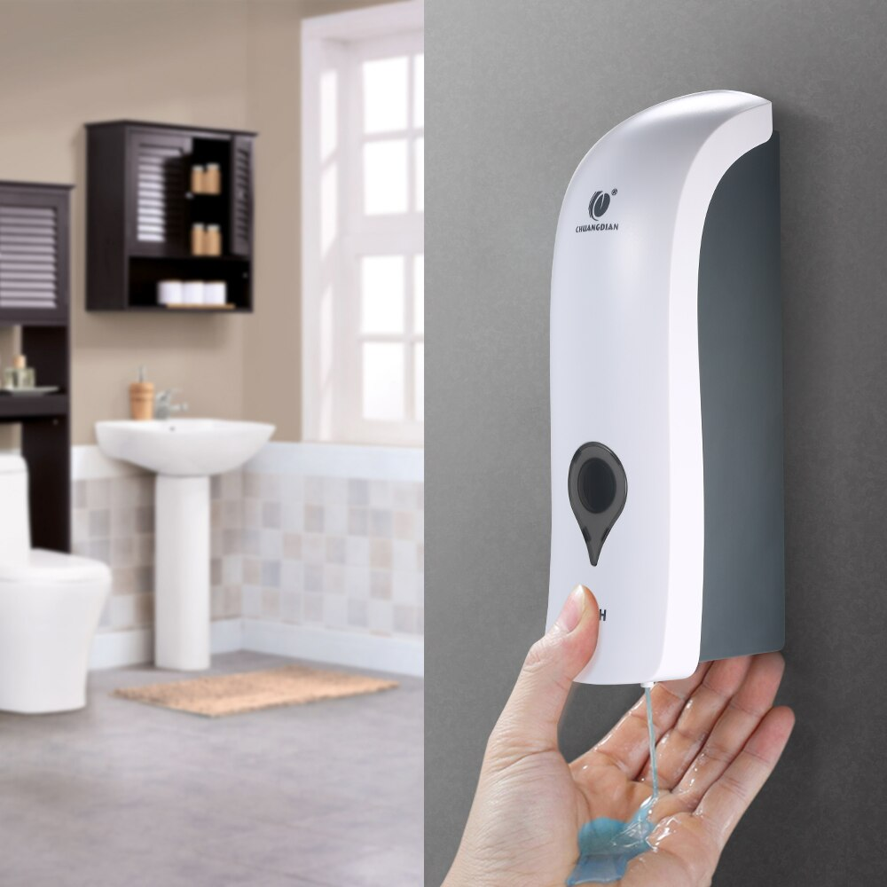 300ml Bathroom Wall Mounted Single Head Manual