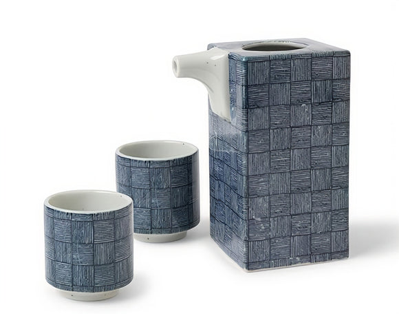 Ceramic Sake Sets