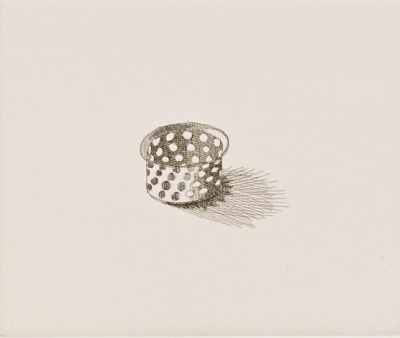 Mark Adams—Strainer