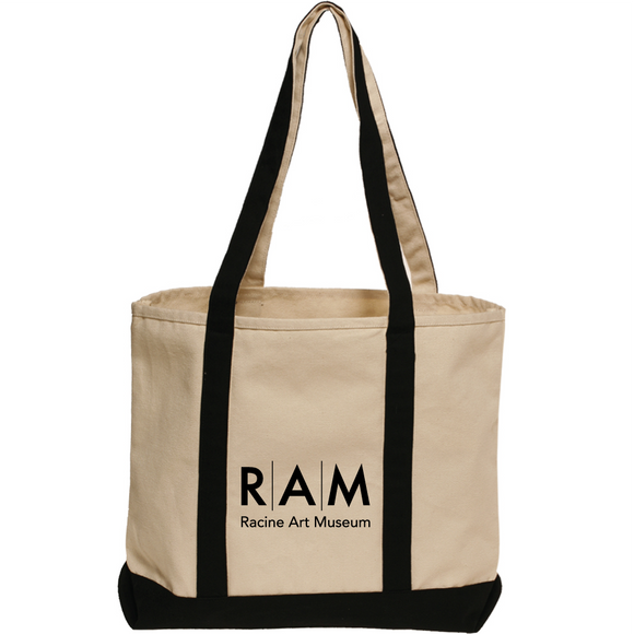 RAM Canvas Tote Bag