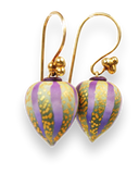 Elise Winters - Berry Drop Earrings