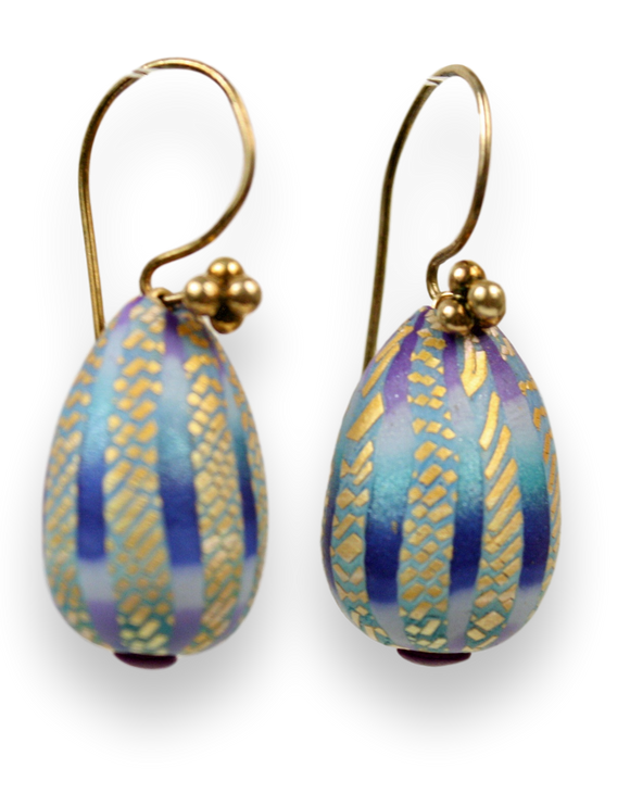 Elise Winters - Almond Drop Earrings