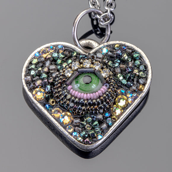 Betsy Youngquist—Eye Heart Necklaces