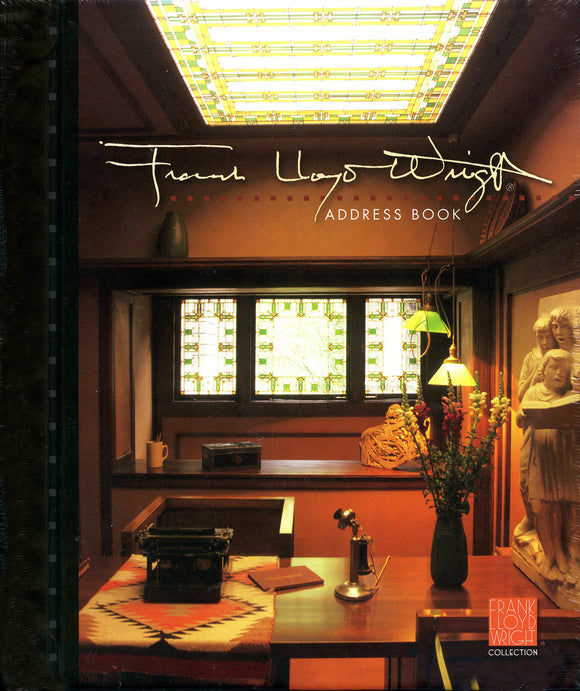Frank Lloyd Wright Address Book