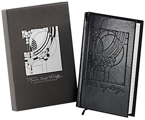 Frank Lloyd Wright Pocket Journal