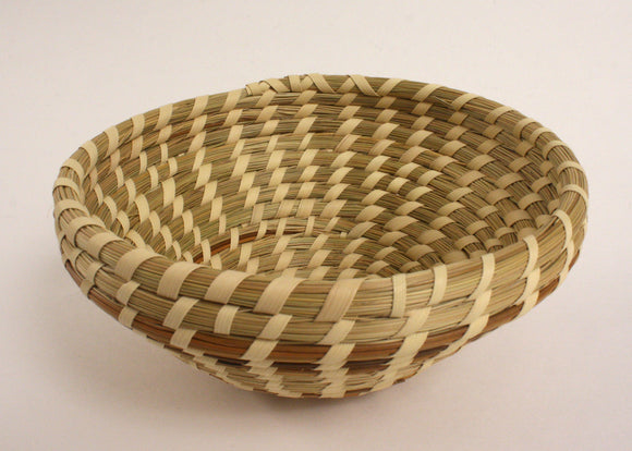 Mary Jackson—Sweetgrass Basket