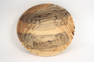 David Lory—Spalted Silver Maple Bowl