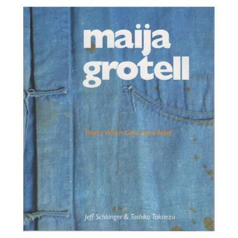 Maija Grotell: Works Which Grow from Belief
