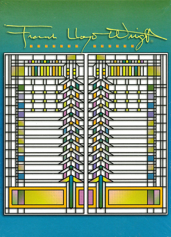 Frank Lloyd Wright: Martin House Notepad