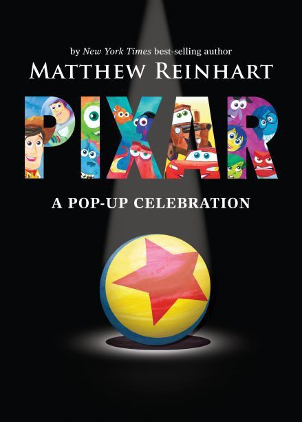 Pixar: A Pop-Up Celebration Book