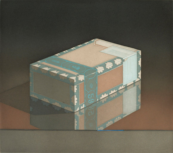 Mark Adams—Cigar Box