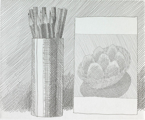 Mark Adams—Pencils and Card